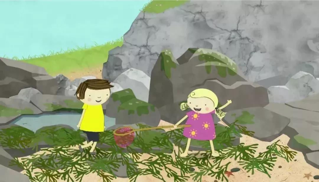 幼儿英语启蒙动画,BBC低幼儿童启蒙动画片《Nelly & Nora》(高清)