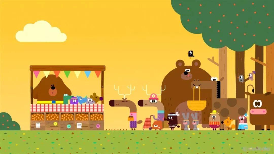 看动画学英语,适合8岁以下英语启蒙动画片(附资源)