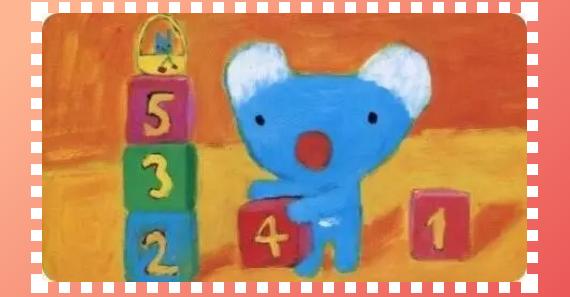 2-5岁娃英语启蒙动画片《蓝色的小考拉》资源