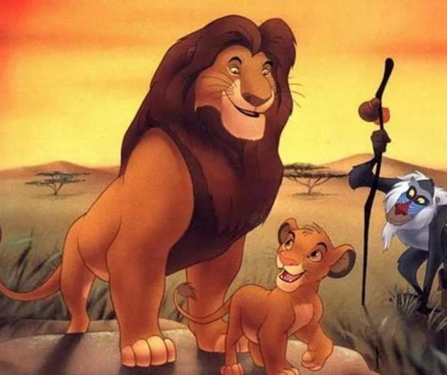 看电影学英语《狮子王》动画解读