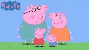 《小猪佩奇》动画片英文版在哪看?英语趣配音英语资源分享