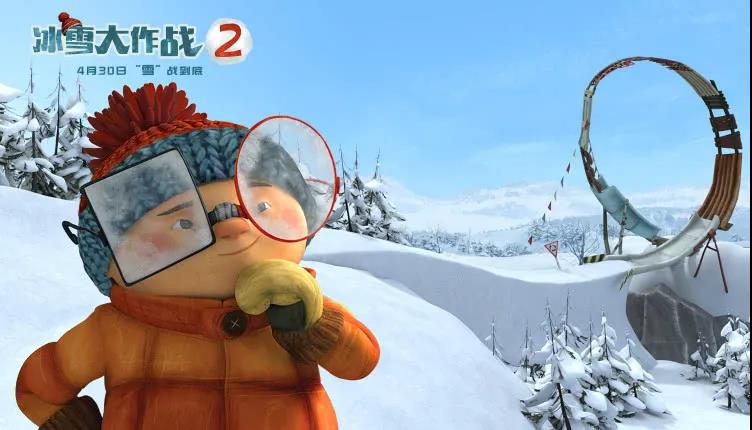 冰雪大作战2在线观看,冰雪大作战2电影英语配音